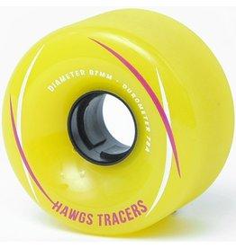 Landyachtz Landyachtz- Tracer- 67mm- 78a- Yellow- Wheel