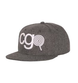 Candygrind Candygrind- CG ACC- Dark Grey- One Size- Hat