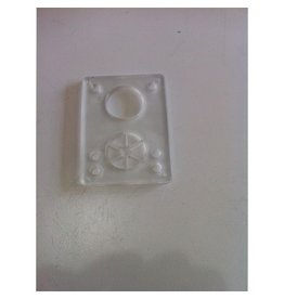 BOARDLife BOARDLife- Shock Pad- Soft- Clear- 1/8 inch- Set of 2- Riser