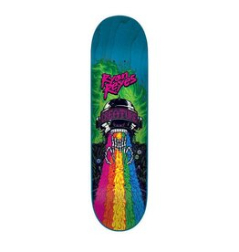 Creature Creature- Reyes Leather Rainbow- 31.6 inches- 8- 2015- Deck