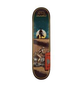 Santa Cruz Santa Cruz Skate- Star Wars Episode VII Rey- 31.7 inches- 7.8- 2015- Deck