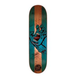Santa Cruz Santa Cruz Skate- Stained Hand- 32 inches- 8.375- 2015- Deck