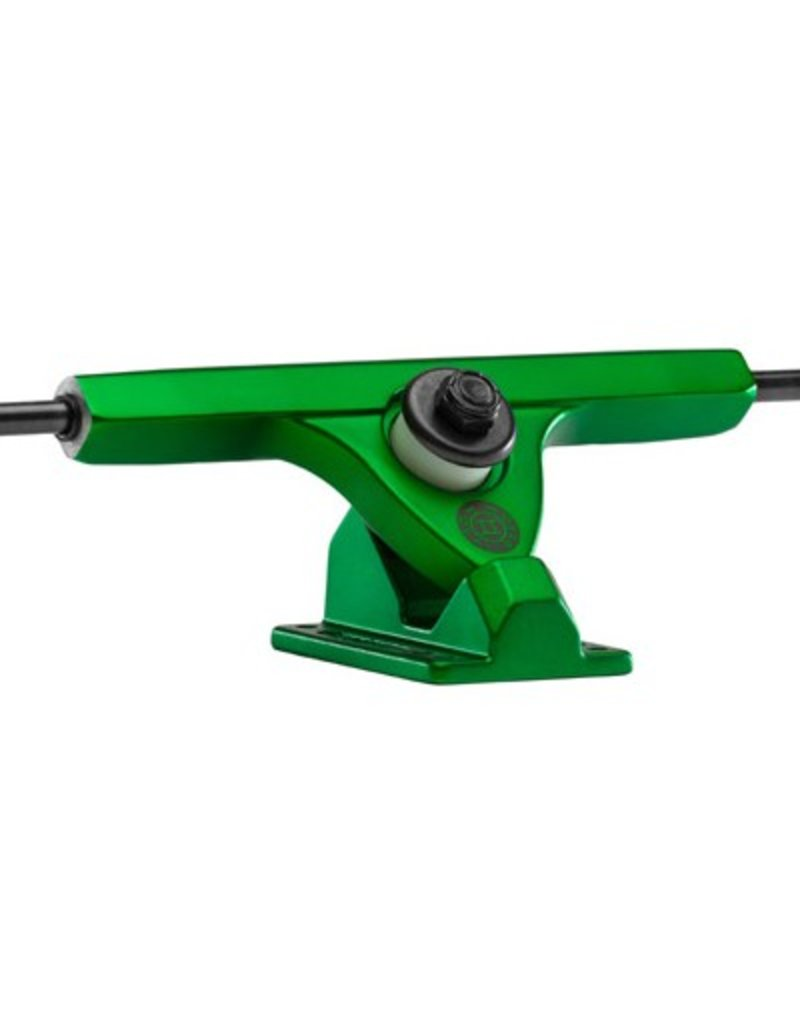 Caliber Caliber- Caliber II- RKP- 44 deg- Satin Green- 10 inch Axle- Trucks