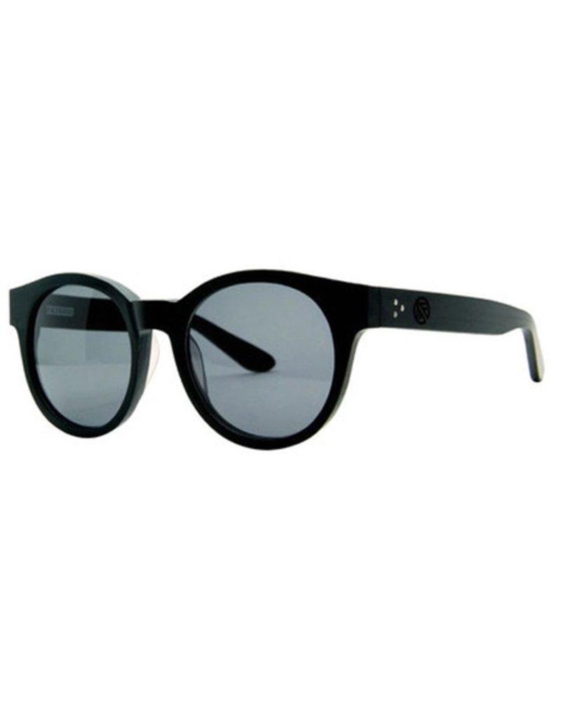 Filtrate Filtrate Eyewear- Bliss- Raw- Blackout Grey Lens