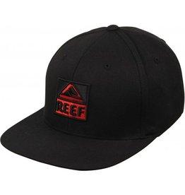 Reef Reef- Classic Block II- Black- Hat