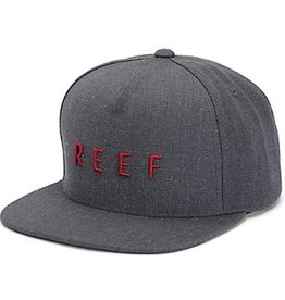 Reef Reef- Motion- Heather Charcoal- Hat