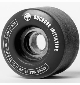 Arbor Arbor- Vice - 69mm- 80a- Black- Wheels