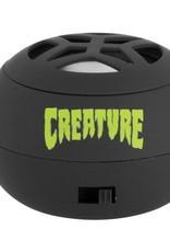 Creature Creature- Portable Speakerphone- Black