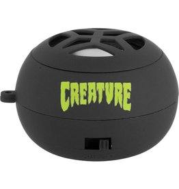 Creature Creature- Portable Speakerphone- Black