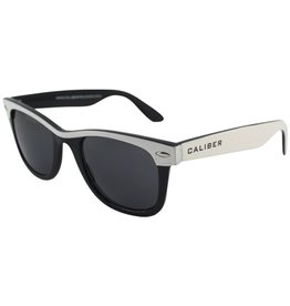 Caliber Caliber- Greasy- Black and White- Eyewear