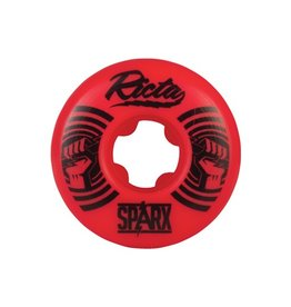 Ricta Ricta- Sparx Shockwaves- 52mm- 97a- Red- Wheels
