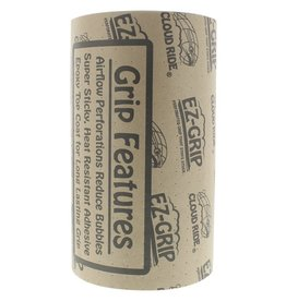 DB Longboards Cloud Ride- EZ-Grip- Clear- Grip Tape- 11 inch- Roll- Sold By the Foot