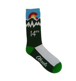 Aksels Aksels- Colorado 14er- Socks