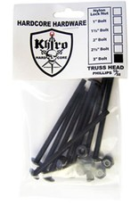 Khiro Khiro- Trusshead Hardware- 3 inch- Phillips Head