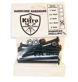 Khiro Khiro- Panhead Hardware- 2 1/2 inch- Phillips Head