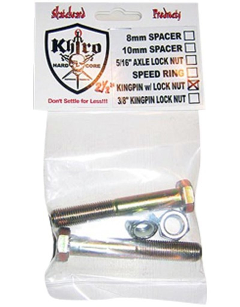 Khiro Khiro- Kingpin- 2 inch
