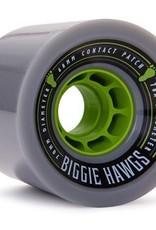 Landyachtz Landyachtz- Biggie Hawgs- 70mm- 76a- Grey- Wheels