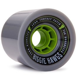 Landyachtz Landyachtz- Biggie Hawgs- 70mm- 78a- Grey- Wheels