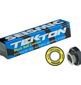 Seismic Seismic- Tekton- Ceramic- 10mm- ABEC 7- Bearings