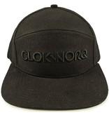 Clokworq Clokworq- Ninja- Flat Brim- Hat