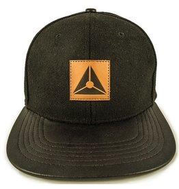 Clokworq Clokworq- Ellsworth- Flat Brim- Hat
