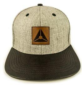 Clokworq Clokworq- Colfax- Flat Brim- Hat