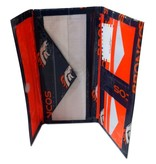 Tanlyn- Duct Tape Wallet- Broncos- Women's