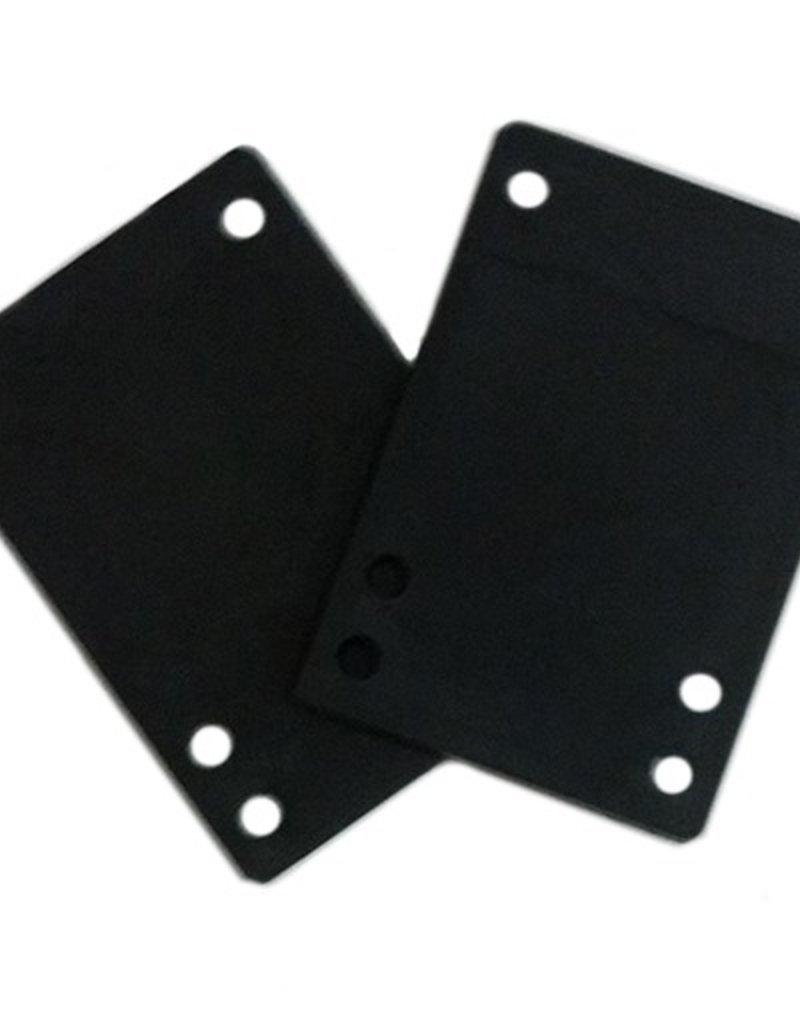 BOARDLife BOARDLife- Shock Pad- Soft- Black- 1/8 inch- Set of 2- Riser