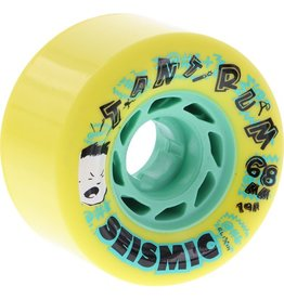 Seismic Seismic- Tantrum- 68mm- 79a- Yellow- Wheels