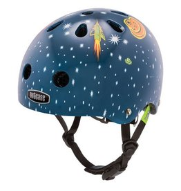 Nutcase- Baby Nutty- Outer Space- Blue- Helmet