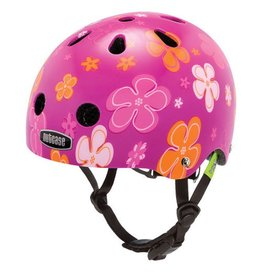 Nutcase- Baby Nutty- Petal Power- Pink- Helmet