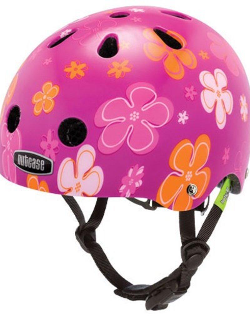 Nutcase- Baby Nutty- Petal Power- Pink- Helmet