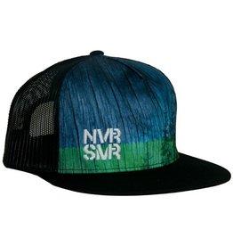 Never Summer Never Summer- Snowtrooper Trucker- Black- Hat