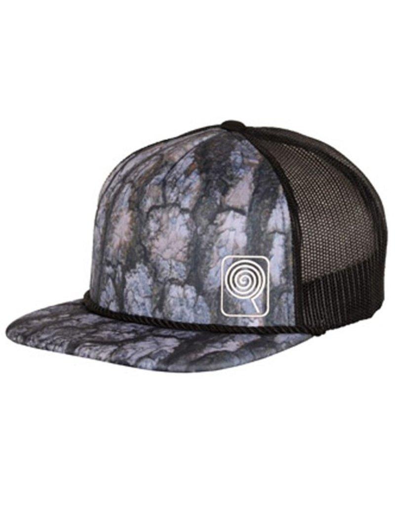 Candygrind Candygrind- Wood Trucker- Backwoods- One Size- Hat