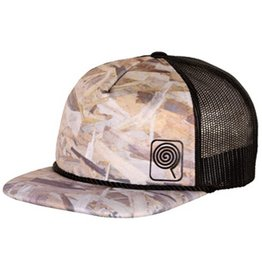 Candygrind Candygrind- Wood Trucker- OSB- One Size- Hat