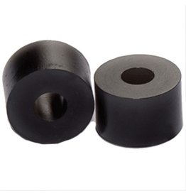 Surf-Rodz Surf-Rodz- SolidZ Bushings- Barrel- Black- 91-92a