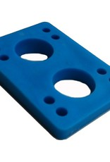 BOARDLife BOARDLife- Angled Wedge- Blue- 1/2 inch- Set of 2- Riser