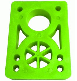 BOARDLife BOARDLife- Riser- Hard- 1/2 inch- Green- Set of 2