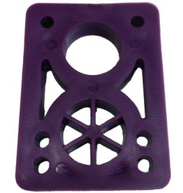 BOARDLife BOARDLife- Riser- Hard- 1/2 inch- Purple- Set of 2