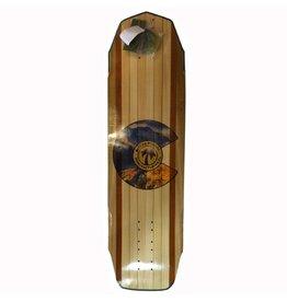Blecha Blecha- Jib-Khana- Hardwood- 35 inch- Deck