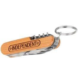 Independent Independent- Cherrywood- Blade Pocket Knife