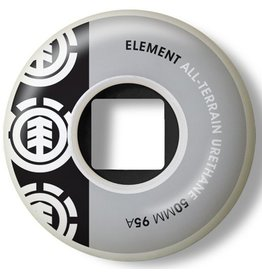 Element Element- Section- 50mm- 95a- White with Navy and Grey- Wheels