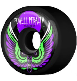 Powell Peralta Powell Peralta- Bomber III- 60mm- 85a- Black- Wheels