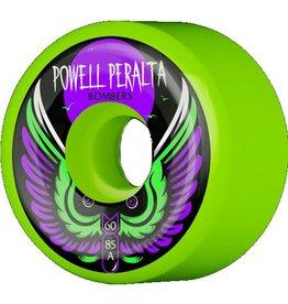 Powell Peralta Powell Peralta- Bomber III- 60mm- 85a- Green- Wheels