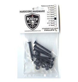 Khiro Khiro- Panhead Hardware- 1.125 inch- Phillips Head