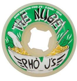 OJ OJ- Nuge Pho Js EZ Edge- 52mm- 101a- White- Wheels