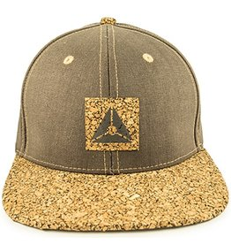 Clokworq Clokworq- Cork 7- Flat Brim- Hat