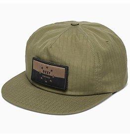 Reef Reef- Tide Cap- Olive- Hat