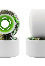 Venom Venom- Harlots- Cobra Core- Green- 71mm- 80a- Wheels