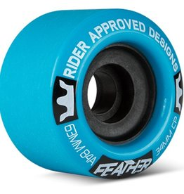 RAD RAD- Feather- 63mm- 84a- Blue- Wheels